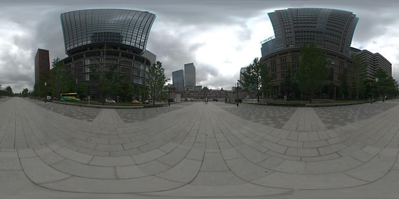 Marunouchi_Panorama