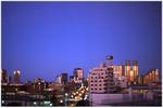 Shinjuku_sunset