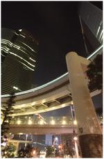 Shiodome_night